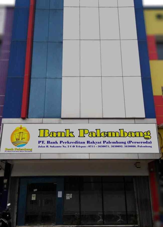 Gedung BPR Palembang